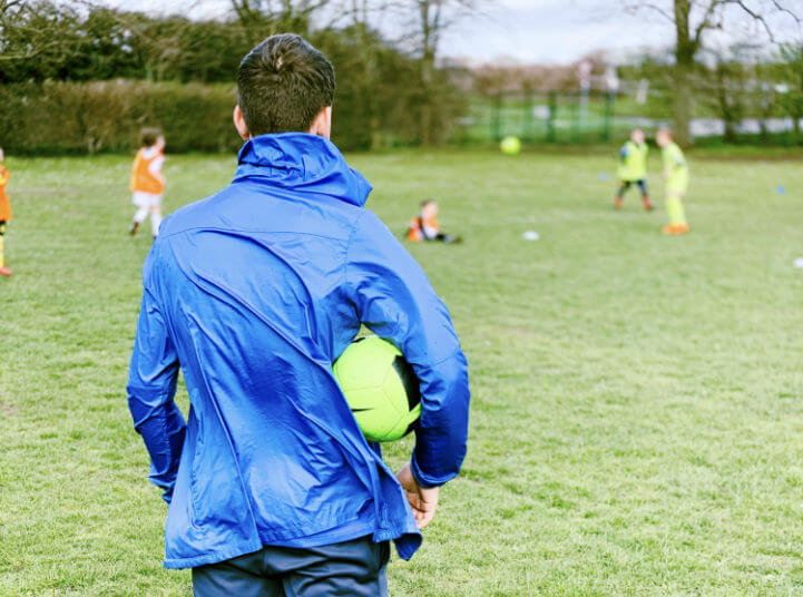 FA Qualified Football Coach